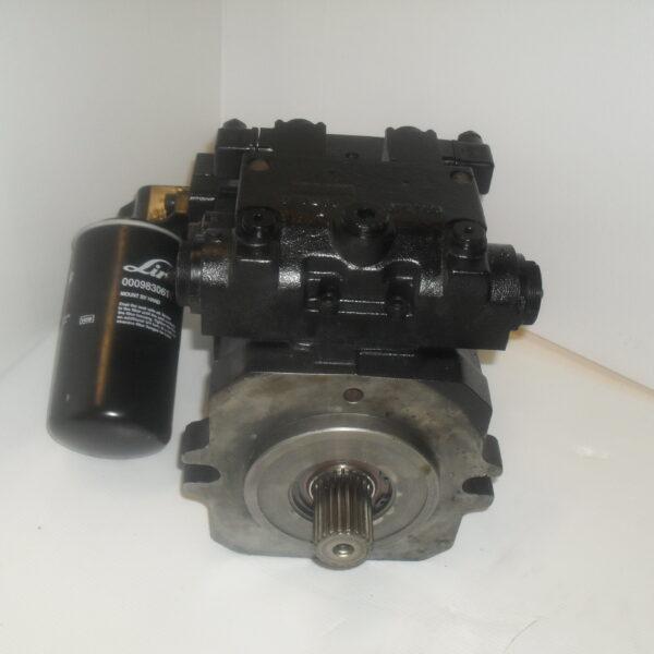 Pumpar & Motorer på lager